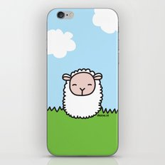 Sleeping Sheep iPhone & iPod Skin