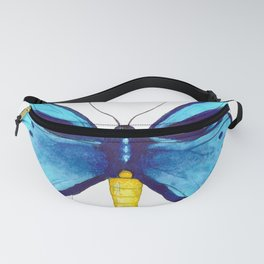 Blueberry Breeze Fanny Pack
