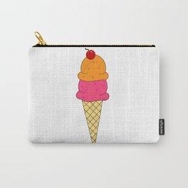 Frozen Yogurt Carry-All Pouch