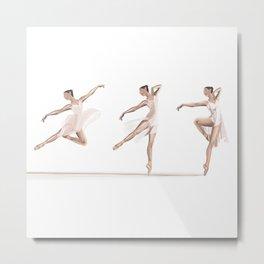 Ballet Dance Moves Metal Print