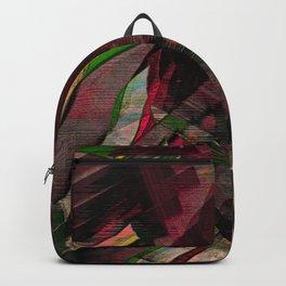 Hunter's Hood [Test Pattern <•|~] Backpack