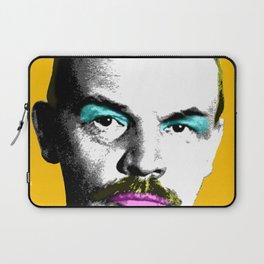 Ooh Mr Lenin - Orange Laptop Sleeve