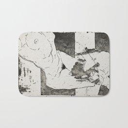 beheaded Bath Mat