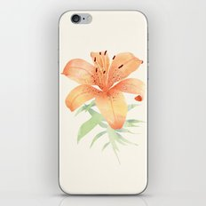 Lilly iPhone Skin