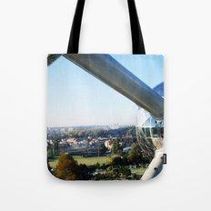 Belgium - Atomium Tote Bag