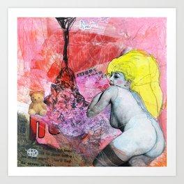 PIPE DREAM 027 Art Print
