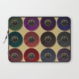 Recordalings 1 Laptop Sleeve