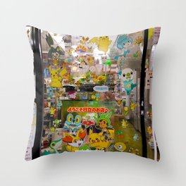 NODAHANSHIN, OSAKA Throw Pillow