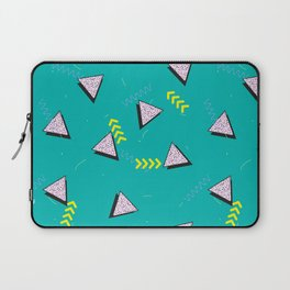 Memphis Pattern #8 Laptop Sleeve