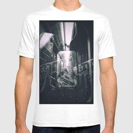 Subway reflections T-shirt