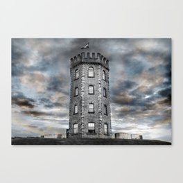 Jersey Marine Tower Canvas Print