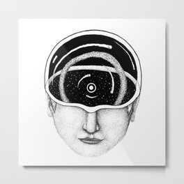 Innerverse Metal Print