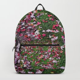 Fall Patterns Backpack