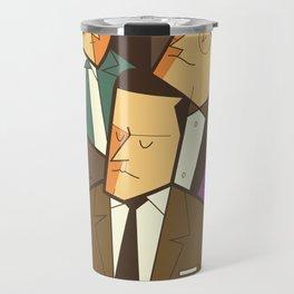 Madison Avenue Travel Mug