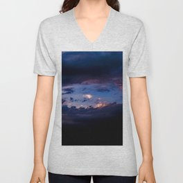 Hole In The Sky Unisex V-Neck