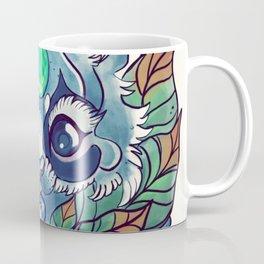 Munching raccoon Coffee Mug