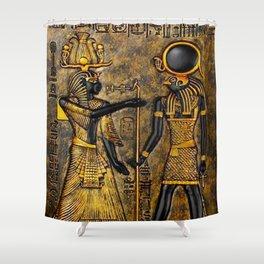 Egyptian Gods Shower Curtain
