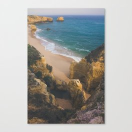 Coelha Beach - Albufeira Canvas Print