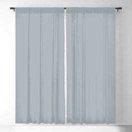 Light Pastel Blue Solid Color Pairs with Sherwin Williams Haven 2020 Forecast Colors Stardew SW9138 Blackout Curtain