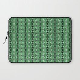 Bejewelled Emerald Laptop Sleeve