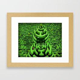 Greenback Framed Art Print