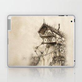 Steampunk House Laptop & iPad Skin