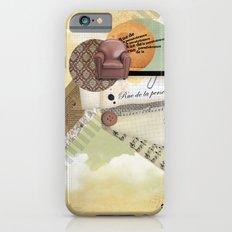 Rue de la Persévérance iPhone 6s Slim Case