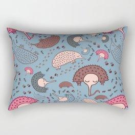 Echidna Adventures Rectangular Pillow