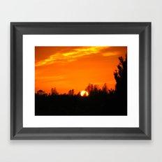 Sky (4) Framed Art Print