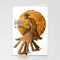 cowboy Stationery Cards featuring cowboy by Markmonk