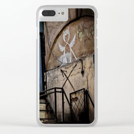 Where they live Clear iPhone Case