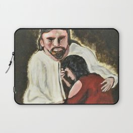 Mercy, No Sin To Great Laptop Sleeve