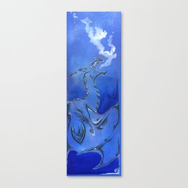 Dreaming Dragon Canvas Print