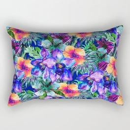 My Tropical Garden 9 Rectangular Pillow