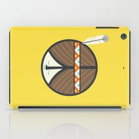 peace iPad Cases featuring Peace by Wharton