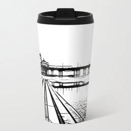 Iconic Blackpool Travel Mug