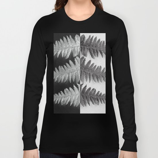 OPPOSITES LOVE - Ferns love Long Sleeve T-shirt