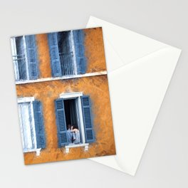 Look Through Any Window Stationery Cards