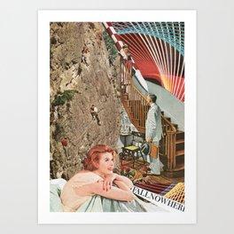 fallnowhere Art Print