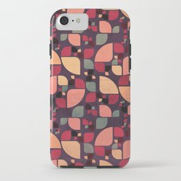 Vintage Butterflies Pattern iPhone Case