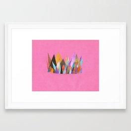 Landscape Sprouts 3 Framed Art Print