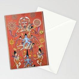 Hindu - Kali 7 Stationery Cards