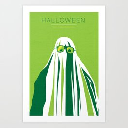 John Carpenter, Modern Master Series :: Halloween Art Print