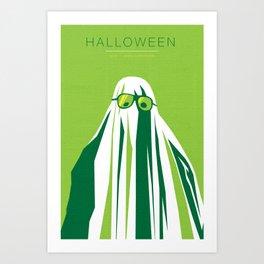 John Carpenter, Modern Master Series :: Halloween Art Print