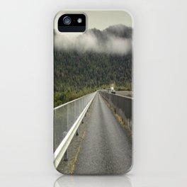 MacIntosh Dam Wall iPhone Case