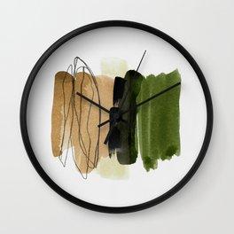 minimalism 6 Wall Clock