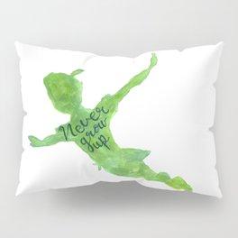 Never Grow Up Pillow Sham