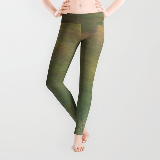 The Magic Of Nature  Leggings
