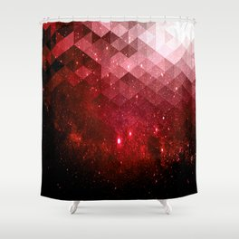 HELL & BACK Shower Curtain