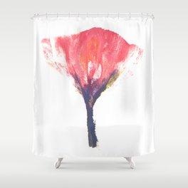 Hazel Greene's Vulva Bud Shower Curtain